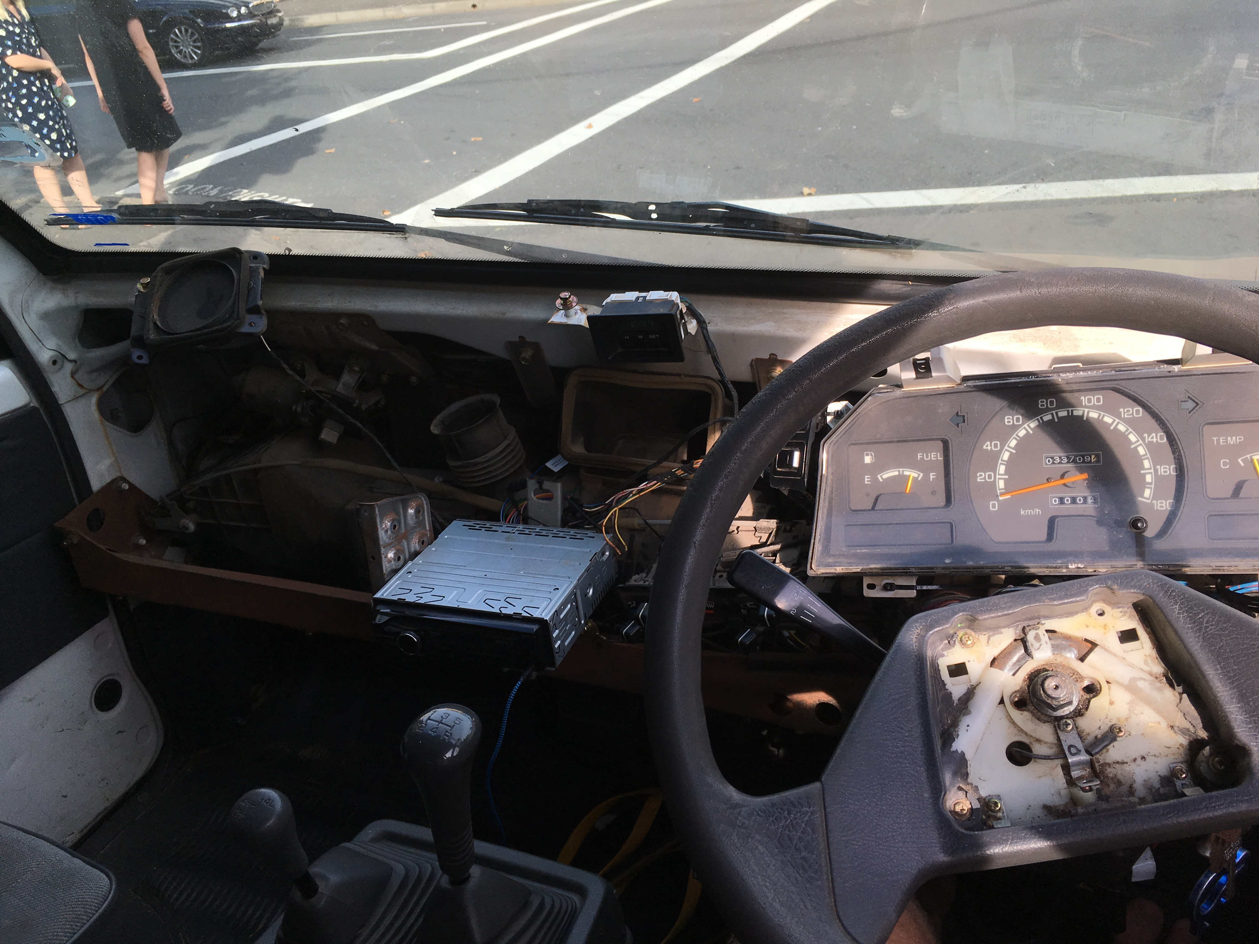 Mitsubishi Starwagon Fuse Box - Diagrams Catalogue
